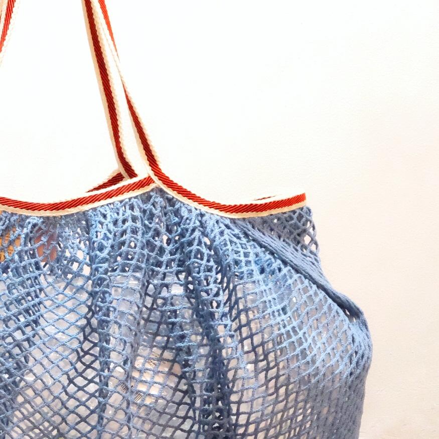 bolsa red azul detalle misha barcelona becksöndergaard