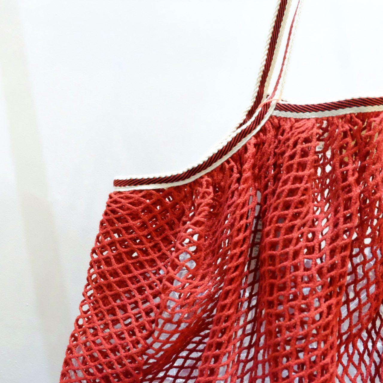 bolsa red rojo misha barcelona becksöndergaard detalle
