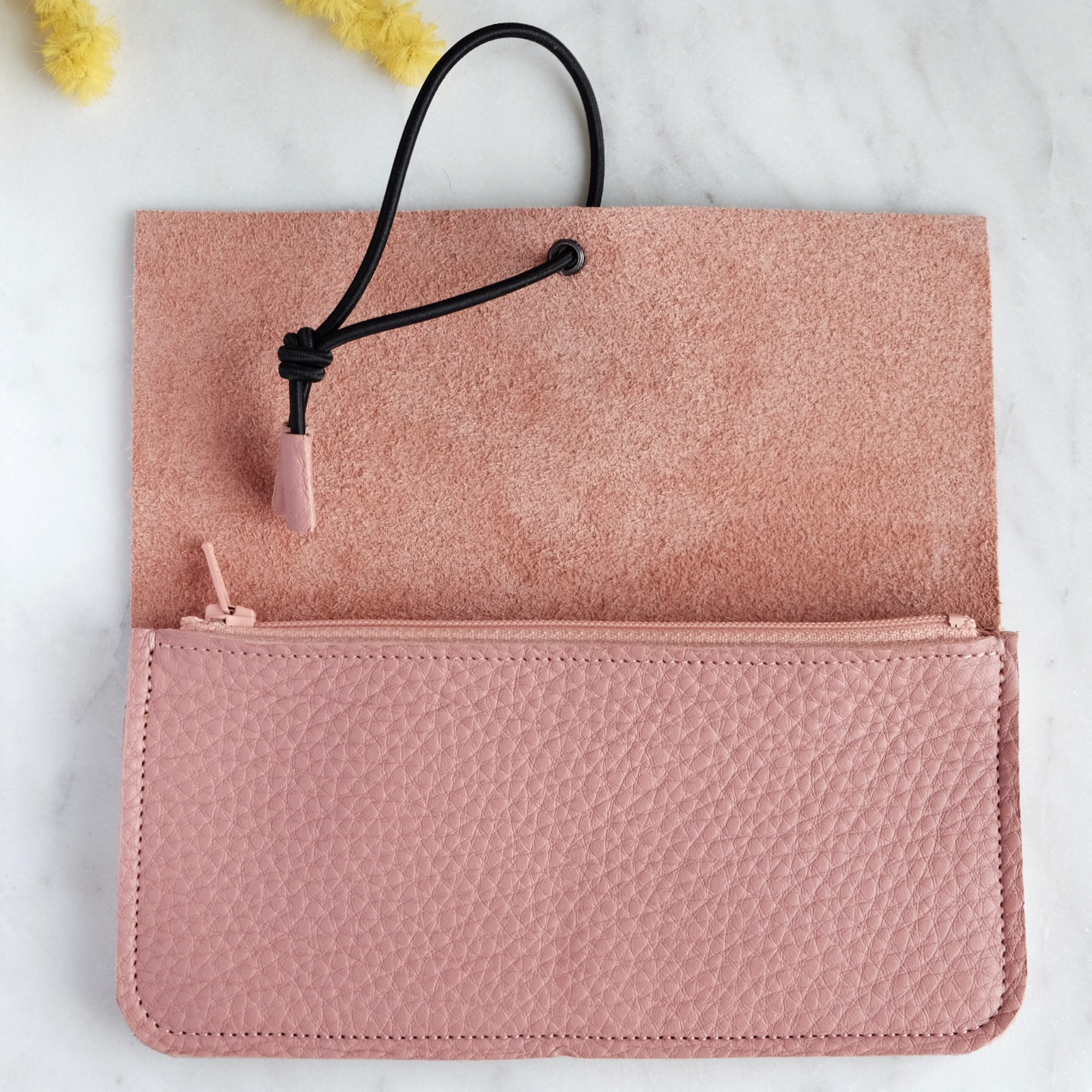 MONEDERO DUSTY PINK GRANDE 2 MISHA BARCELONA